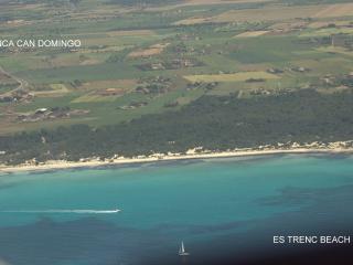 """***** """"Finca Can Domingo· Es Trenc beach - Campos vacation rentals"""
