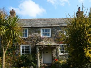 Charming House with Internet Access and Outdoor Dining Area - St Teath vacation rentals
