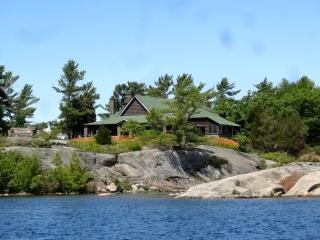 Gwanatchewan, a private island on Georgian Bay - Port Severn vacation rentals
