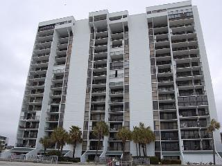 Oceanfront community, located at the quiet end of Arcadian Shores - Myrtle Beach vacation rentals