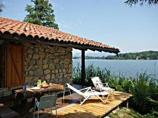 Nice Boathouse with Internet Access and Garden - Comabbio vacation rentals
