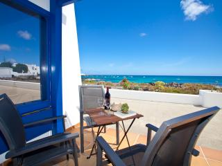 Casita Galan with Sea Views 10 meters from the Sea - Punta Mujeres vacation rentals