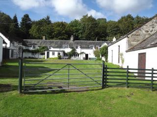 Morenish House, by Killin, Loch Tay. - Loch Tay vacation rentals