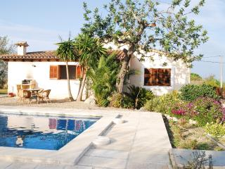 Villa Juana, quiet and peaceful, 2 bedrooms - Port de Pollenca vacation rentals