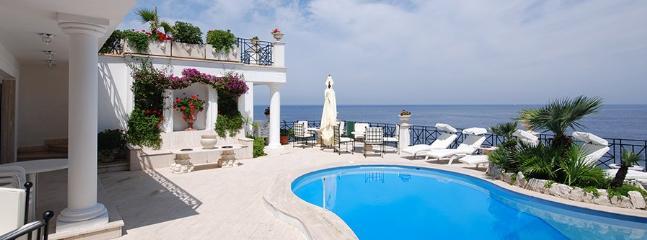 9 bedroom Villa in Punta Caruso, Ischia, Amalfi Coast, Italy : ref 2230213 - Image 1 - Montepaone - rentals
