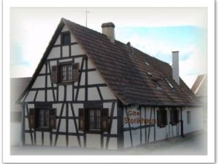 Romantic 1 bedroom Gite in Strasbourg - Strasbourg vacation rentals