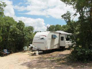 Cozy travel trailer on 25 acre ranch - Red Rock vacation rentals