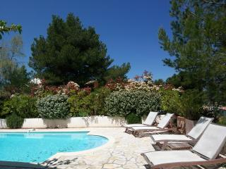 Traditional Provencal style villa with private pool on the French Riviera, sleeps 6 - Pont Royal vacation rentals