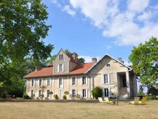 Charming 6 bedroom Chateau in Courpignac - Courpignac vacation rentals