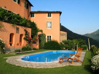 Beautiful Tuscan Villa, stunning views, outdoor pool - Lucca vacation rentals