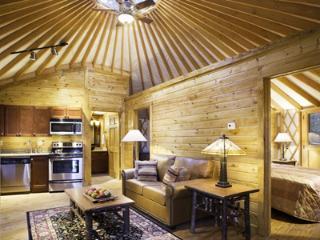 Luxury Yurt (2-Bed) at Shenandoah Crossing - Gordonsville vacation rentals