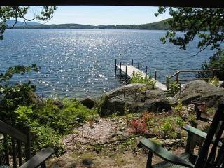 Spectacular Pinnacle Park Vacation Rental on Lake Winnipesaukee (SWE175Wa) - Meredith vacation rentals