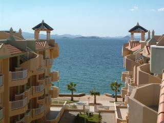 La Manga Penthouse Apartment - La Manga del Mar Menor vacation rentals