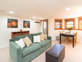 Sweet Lincoln Suite - A Lovely Capitol Hill 1BR Apartment *Perfect Launching Pad for D.C. Travel* - Washington DC vacation rentals
