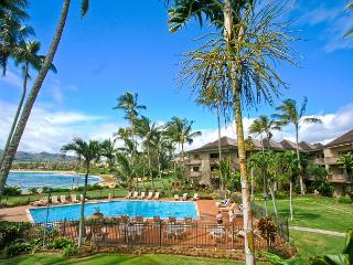 Oceanfront Condominium and walking distance to shops and restaurants. - Lihue vacation rentals