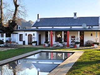 Le Manoir - Two Bedroom - French Heritage - Franschhoek vacation rentals