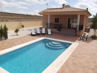 Sunny Villa with Television and Microwave - Pinoso vacation rentals