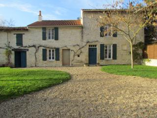 Le Vert - lovely cottage in village by a river. - Chef-Boutonne vacation rentals