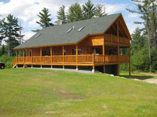 New Custom Log Home Near Bretton Woods !!!!!!!!!!! - Whitefield vacation rentals