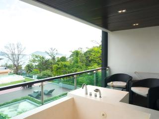 Patong sea view apartment - Patong vacation rentals