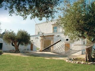 Trulli Puglia, Il Melograno: 1 bedroom Apartment in 16th century Estate with pool and outdoor jacuzz - Martina Franca vacation rentals
