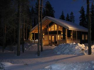 Nice Chalet with Internet Access and Television - Akaslompolo vacation rentals