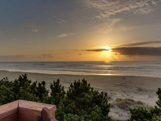 Oceanfront home with stunning views and private beach access - dogs OK! - Seal Rock vacation rentals