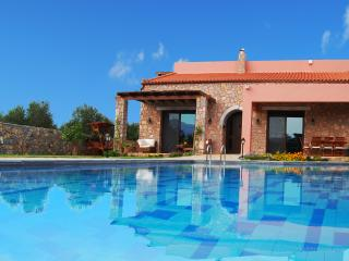 4 Bedroom Luxury Villa in Litsarda, Chania, Crete - Sellia vacation rentals