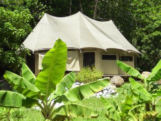 1 bedroom Yurt with Internet Access in La Plaine - La Plaine vacation rentals