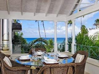 Luxurious Beachfront Penthouse - Speightstown vacation rentals