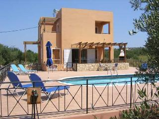 Villa Helios with private gated pool - Almyrida vacation rentals