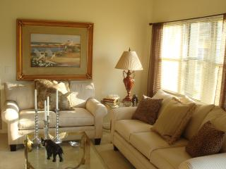 SUNNY LAKEFRONT CONDO.LAKEFRONT VIEW - Florida South Gulf Coast vacation rentals