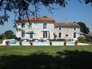 Beautiful 3 bedroom House in Chenac-Saint-Seurin-d'Uzet with Internet Access - Chenac-Saint-Seurin-d'Uzet vacation rentals