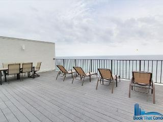 Oceanside 1 Bedroom Penthouse at Edgewater - Panama City Beach vacation rentals
