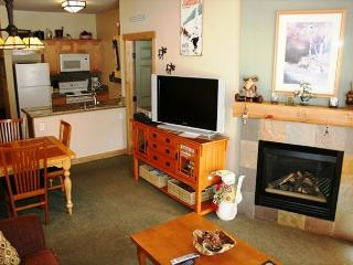 Spectacular ski-in/ski-out 2 Bedroom, 2 Bath Sunstone condo at Eagle Lodge. - Mammoth Lakes vacation rentals