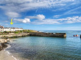 Harbour View, Craster, Northumberland - Craster vacation rentals