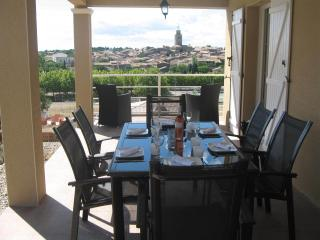 Comfortable Villa with Internet Access and Dishwasher - Caux vacation rentals