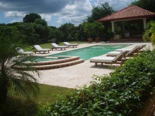 Tamarindos Villa, Casa de Campo, La Romana, D.R - La Romana vacation rentals