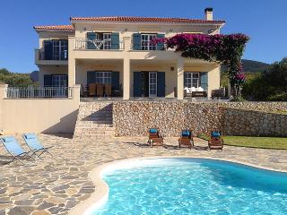 4 bed luxury villa — Karavados, Kefalonia, Greece - Karavados vacation rentals