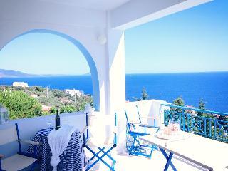 Luxury Athens villa,  swimming pool, by the sea - Marathon vacation rentals