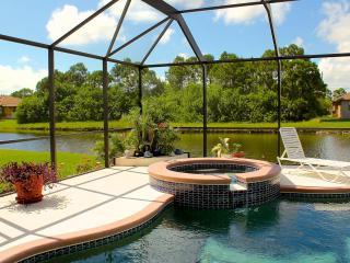 Beautiful Huge Waterfront Villa  #1138 - Rotonda West vacation rentals
