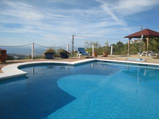 Top rated Andalucian villa, seaviews, private pool - Torre del Mar vacation rentals
