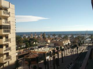 Spacious studio marina front - Fuengirola vacation rentals