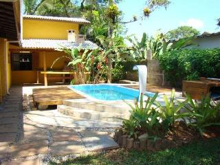 3 bedroom House with Private Outdoor Pool in Ubatuba - Ubatuba vacation rentals