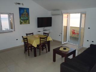 Apartment 18, Island Pag with indoor swimming pool - Mandre vacation rentals