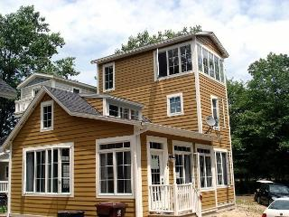 Family Friendly Cottage just steps to Sandcastle Park - Includes Golf Cart - Michigan City vacation rentals