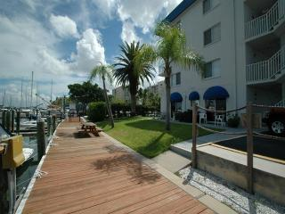 Bayside Condos 10 DIRECT BAY VIEWS   First floor condo   2 BR and 2 BA - Clearwater Beach vacation rentals
