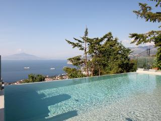 Ideal Family Villa near Sorrento with Spectacular Views - Villa Sogni di Sorrento - Sant' Agata vacation rentals