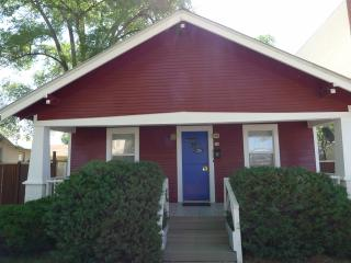 Charming Historic Bungalow, Downtown Location - Towaoc vacation rentals