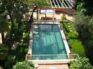 5 bedroom Villa in Cannes, Cannes, France : ref 2244687 - Cannes vacation rentals